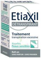 Etiaxil Aisselles Détranspirant Peau Sensibles Roll-on/15ml à Dijon