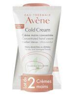 Avène Eau Thermale Cold Cream Duo Crème Mains 2x50ml à Dijon