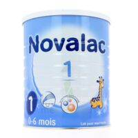 Novalac 1 Lait En Poudre 1er âge B/800g à Dijon