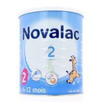 Novalac 2 Lait En Poudre 2ème âge B/800g* à Dijon