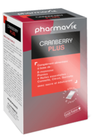 Pharmavie Cranberry Plus 12 Sachets à Dijon
