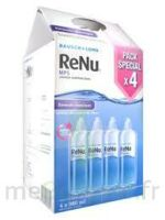 Renu Mps Pack Observance 4x360 Ml à Dijon
