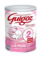 Guigoz 2 Lait Pdre B/800g à Dijon