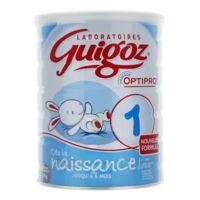 Guigoz Optipro 1 Lait En Poudre B/800g à Dijon