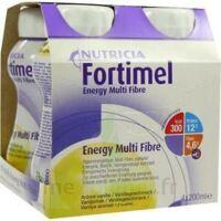 Fortimel Energy Multi Fibre, 200 Ml, Pack 4 à Dijon