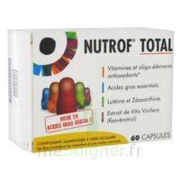 Nutrof Total Caps Visée Oculaire B/60 à Dijon