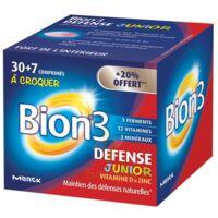 Bion 3 Défense Junior Comprimés à Croquer Framboise B/30+7 à Dijon