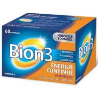Bion 3 Energie Continue Comprimés B/60 à Dijon