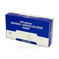 Cooper Abaisse-langue Bois Adulte B/100 à Dijon
