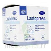 Lastopress® Bande De Compression Cohésive 10 Cm X 3,5 Mètres - Coloris Chair à Dijon