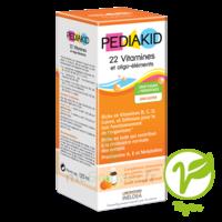 Pédiakid 22 Vitamines Et Oligo-eléments Sirop Abricot Orange 125ml à Dijon