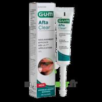 Gum Aftaclear Gel Aphtes Lésions Buccales 10ml à Dijon