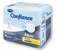 Confiance Men Slip Absorbant Jetable Absorption 5 Gouttes Medium Sachet/14 à Dijon