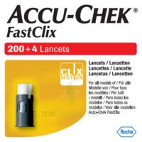 Accu-chek Fastclix Lancettes B/204 à Dijon