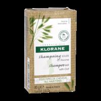 Klorane Capillaire Shampooing Solide Avoine B/80g à Dijon