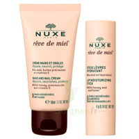Rêve De Miel Crème Mains Et Ongles + Stick Lèvres Hydratant à Dijon