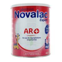 Novalac Expert Ar + 0-6 Mois Lait En Poudre B/800g à Dijon