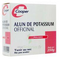 Cooper Alun Potassium Poudre B/250g à Dijon