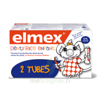 Elmex Duo Dentifrice Enfant, Tube 50 Ml X 2 à Dijon