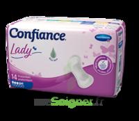 Confiance Lady Protection Anatomique Incontinence 4 Gouttes Sachet/14 à Dijon