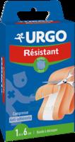 Urgo Résistant Pansement Bande à Découper Antiseptique 6cm*1m à Dijon