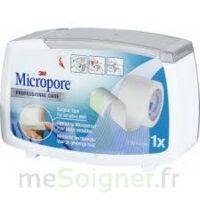 Micropore Sparadrap Microporeux 25mmx5m DÉvidoir à Dijon