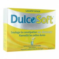 Dulcosoft Poudre Pour Solution Buvable 10 Sachets/10g à Dijon