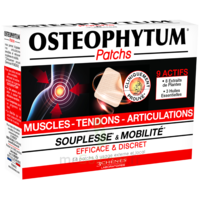 Osteophytum Patchs Muscles Coups Tendons Articulations 2b/14 à Dijon