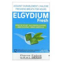 Elgydium Fresh Pocket 12 Pastilles à Dijon
