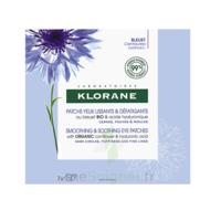 Klorane Bleuet Bio Patchs Défatigants Express 2 Patchs à Dijon